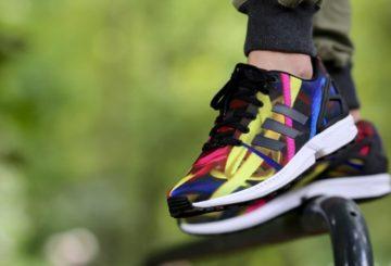 سرویس چاپ روی کفشِ «آدیداس»