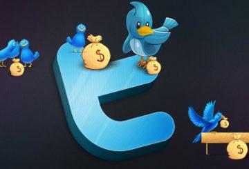 درآمد توئیتر از کجاست؟