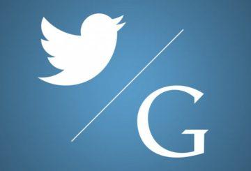 توییتها، به گوگل راه پیدا کردند