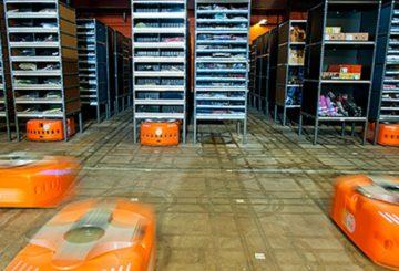 آمازون چطور آخر هفتهها بارها را بستهبندی میکند؟