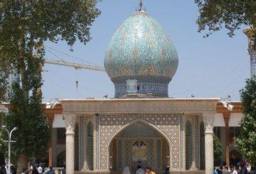 وقتی مسجد شاهچراغ تیتر اول یکی از سایتهای معروف دنیا میشود