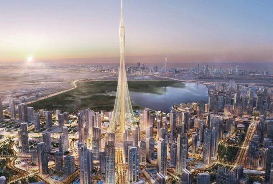 شروع به ساخت بلندترین برج دنیا باز هم در دبی