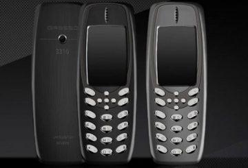 موبایل نوکیا ۳۳۱۰ جدید ، ۱۱ میلیون تومان!