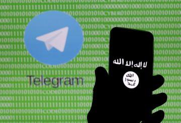 هماهنگی داعشیها از طریق تلگرام در حادثه تهران
