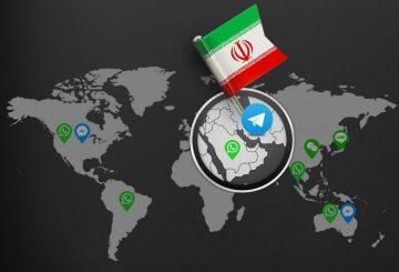 ایران: تلگرام آمده | تلگرام: ایران نرفتهایم